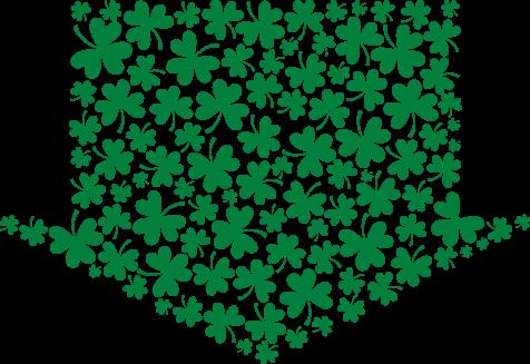 GR St. Patrick's Day arrow