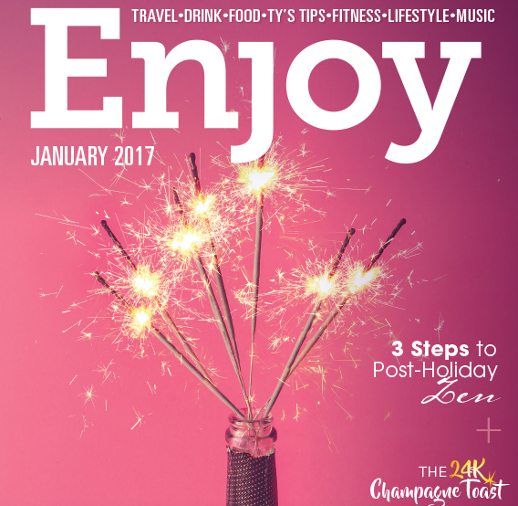 ENJOY - January 2017 FREE Issue