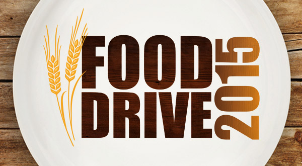 guaranteed rate 2015 food drive